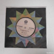 Discos de vinilo: DIRE STRAITS, SULTANS OF SWING (SULTANES DEL RITMO). ARGENTINA. SINGLE VINILO 45RPM. Lote 247083805