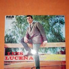 Discos de vinilo: LUIS LUCENA. EL CORDOBES. RCA VICTOR. 1964. Lote 247087770