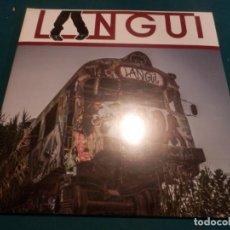 Discos de vinilo: LANGUI - HOLA - DOBLE LP - ROSEVIL 2015 - REF: RSV3001 (PRECINTADO). Lote 247093940