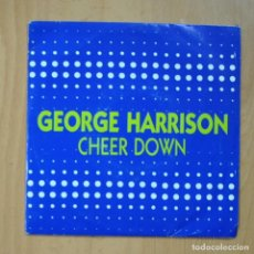 Dischi in vinile: GEORGE HARRISON - CHEER DOWN - SINGLE. Lote 247097085