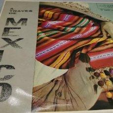 Discos de vinilo: DISCO DE VINILO LP A TRAVES DE MEXICO - MEJICO - EN - RCA AÑO. Lote 247099795