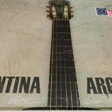 Discos de vinilo: VINILO ARGENTINA ARGENTINA CAMARA ARGENTINA DE PRODUCTORES DISCOS FONOGRAFICOS. Lote 247102395