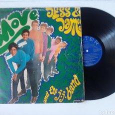 Discos de vinilo: JESS & JAMES LP MOVE 1968. Lote 247176330