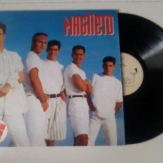 Discos de vinilo: MAGNETO LP MAS CON ENCARTE 1993 BOYBAND BACKSTREET BOYS. Lote 247179880