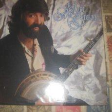 Discos de vinilo: JOHN MCEUEN – JOHN MCEUEN( WARNER BROS. RECORDS -1985)+ENCARTE USA BLUEGRASS SIN SEÑALES DE USO. Lote 247182685