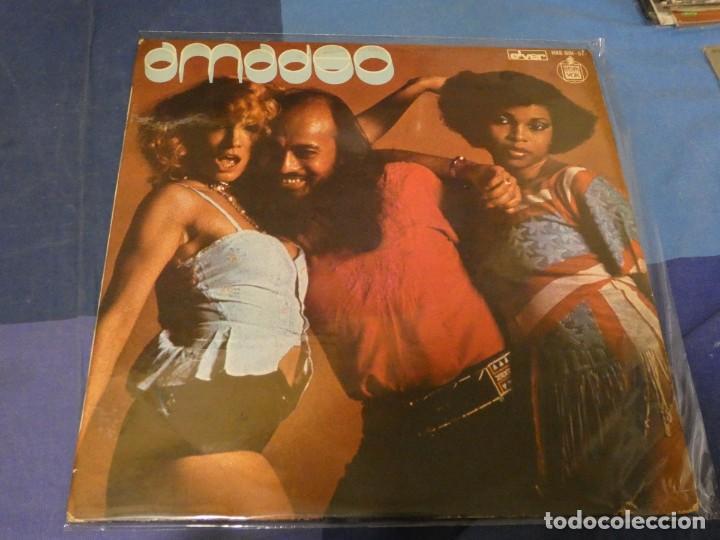 EXPRO LP TERRIBLE PORNO DISCO FUNK AMADEO 1977 TERRIBLE ARTEFACTO ESTADO CORRECTO (Música - Discos - LP Vinilo - Jazz, Jazz-Rock, Blues y R&B)