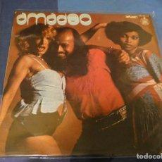 Discos de vinilo: EXPRO LP TERRIBLE PORNO DISCO FUNK AMADEO 1977 TERRIBLE ARTEFACTO ESTADO CORRECTO. Lote 247184435
