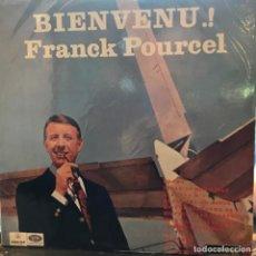 Discos de vinilo: LP ARGENTINO DE FRANCK POURCEL Y SU GRAN ORQUESTA AÑO 1968. Lote 247210510