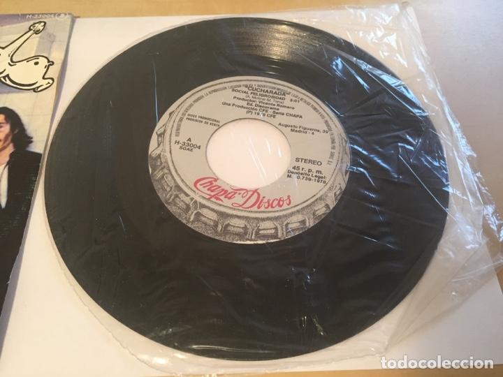 "Discos de vinilo: Cucharada - Social Peligrosa - SINGLE RADIO 7"" - 1978 CHAPA DISCOS - Foto 2 - 247213600"