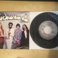 """Discos de vinilo: CUCHARADA - SOCIAL PELIGROSA - SINGLE RADIO 7"""" - 1978 CHAPA DISCOS. Lote 247213600"""