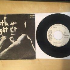 "Discos de vinilo: IGGY POP - I GOT A RIGHT / SIXTEEN - SINGLE PROMO RADIO 7"" - 1978 ESPAÑA. Lote 247215310"