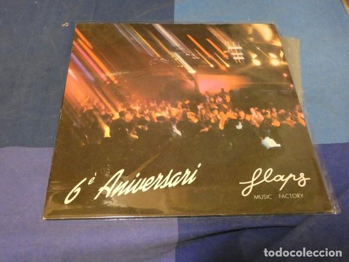 EXPRO LP GENTILEZA DE LA DISCOTECA FLAPS SANT ANDREU DE LA BARCA 1990 BUEN ESTADO (Música - Discos - LP Vinilo - Jazz, Jazz-Rock, Blues y R&B)