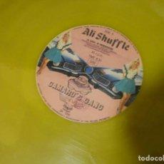Discos de vinilo: EXPRO MAXI 12 PULGADAS ITALIA 82 CAMARO´S GANG SUPER SHUFFLE BUEN ESTADO VINILO AMARILLO. Lote 247241600