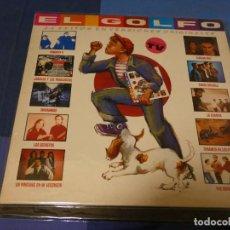 Discos de vinilo: EXPRO DOBLE LP EXITOS POP ESPAÑOL DE LA EPOCA EL GOLFO 91 BUEN ESTADO GENERAL. Lote 247263400