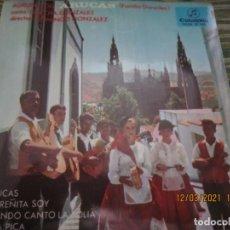 Discos de vinilo: AGRUPACION ARUCAS EP - ORIGINAL ESPAÑOL - COLUMBIA RECORDS 1966 - MUY NUEVO (5):. Lote 247301265