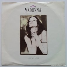 Discos de vinilo: MADONNA – LIKE A PRAYER / ACT OF CONTRITION GERMANY,1989 SIRE. Lote 247327465
