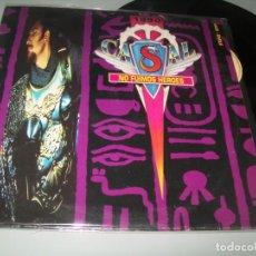 Disques de vinyle: TINO CASAL - NO FUIMOS HEROES ..MAXISINGLE - EMI 1990 - EXTENDED VERSIONES MUY LIMITADO. Lote 247344950