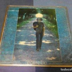 Discos de vinilo: EXPRO LP FAUSTO LEALI IO CAMMINERO 1977 BUEN ESTADO GENERAL. Lote 247360370
