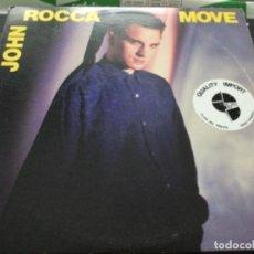 Discos de vinilo: JOHN ROCCA- MOVE . USA. Lote 247373445