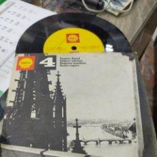 Discos de vinilo: TOMMLER UND PFEIFFER SINGLE REGIÓN BASEL SUIZA. Lote 247410235