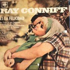 Discos de vinilo: LP ARGENTINO DE RAY CONNIFF Y SU CORO AÑO 1966 (2). Lote 247425505