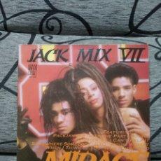 Discos de vinilo: MIRAGE - JACK MIX VII. Lote 247426630