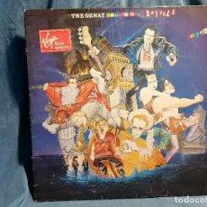 Discos de vinilo: SEX PISTOLS 'THE GREAT ROCK N ROLL SWINDLE' LP EDICION VIRGIN 1981 ESPAÑA. Lote 247432655