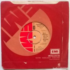 Discos de vinilo: DENNIS WATERMAN BAND. I COULD BE SO GOOD FOR YOU/ NOTHING AT ALL. EMI, UK 1979 SINGLE. Lote 247439915