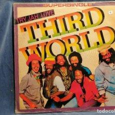 Discos de vinilo: THIRD WORLD MAXI SINGLE EDICION CBS 1982 ESPAÑA. Lote 247440270