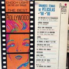 Discos de vinilo: LP ARGENTINO DE ENOCH LIGHT Y LA BRIGADA LIGHT AÑO 1968. Lote 247440730
