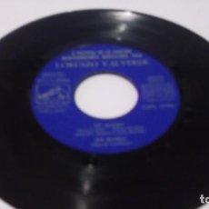 Discos de vinilo: LORENZO VALVERDE: 5º FESTIVAL CANCIÓN MEDITERRANEA:EP.1963- SE ALEJÓ / PAZ /EN ROMA/MARIA,MARIA. Lote 247450500