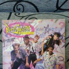 Discos de vinilo: ROBERTO JACKETTI & THE SCOOTERS - MAKE ME CRY. Lote 247467005