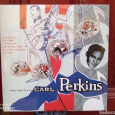 Discos de vinilo: CARL PERKINS–DANCE ALBUM OF CARL PERKINS . LP VINILO PRECINTADO. ROCKABILLY. Lote 247473340
