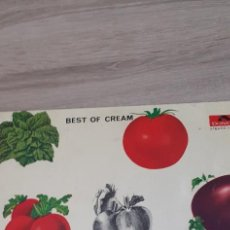 Discos de vinilo: CREAM BEST OF... RECOPILATORIO. Lote 247476305