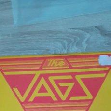Discos de vinilo: THE JAGS .BACK OF MY HAND MAXI 4 TEMAS. Lote 247481055