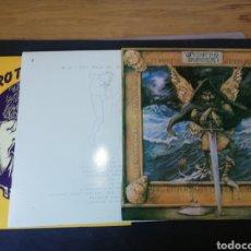 Discos de vinilo: JETHRO TULL 3 LPS 1976-1980-1982. Lote 247482180