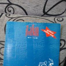 Discos de vinilo: SYNTHESIS - WALKING AWAY. Lote 247525195