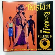 Discos de vinilo: LP TWISTIN RUMBLE VOL 6. THE SWINGIN'EST DANCE PARTY EVER!. Lote 247529885