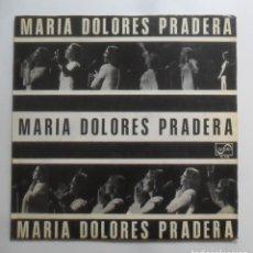 Discos de vinilo: LP - MARIA DOLORES PRADERA - ZAFIRO - 1970. Lote 247534890