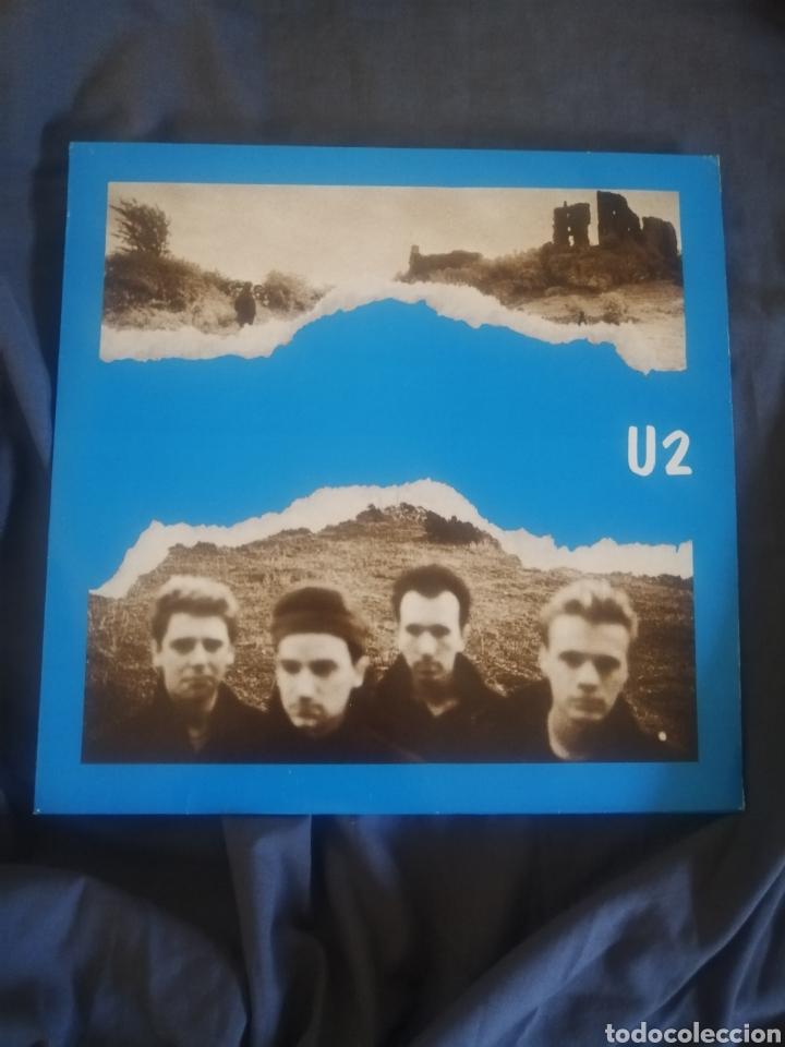 U2 - IN THE HANDS OF DESIRE AND LOVE. (LIVE) (Música - Discos - LP Vinilo - Pop - Rock - New Wave Internacional de los 80)