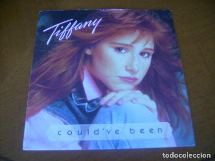 7' : TIFFANY / ED UK 45 RPM (Música - Discos de Vinilo - Singles - Pop - Rock Internacional de los 80)