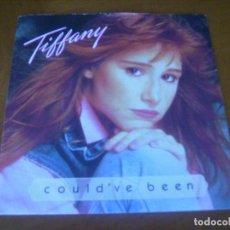 Discos de vinilo: 7' : TIFFANY / ED UK 45 RPM. Lote 247562620