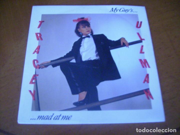 7'' EP - TRACEY ULLMAN / ED UK 45 RPM (Música - Discos de Vinilo - Singles - Pop - Rock Internacional de los 80)