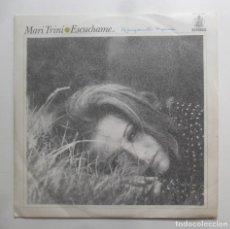 Discos de vinilo: LP - MARI TRINI - ESCUCHAME - HISPAVOX - 1971. Lote 247567510