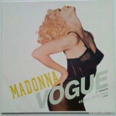 "Discos de vinilo: MADONNA – VOGUE (12"" VERSION) / KEEP IT TOGETHER (12"" REMIX) GERMANY.1990 SIRE. Lote 247594530"