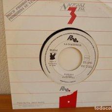 Discos de vinilo: MARICRUZ - LLORO + EL MOCHUELO - (1987) PROMOCIONAL. Lote 247597260
