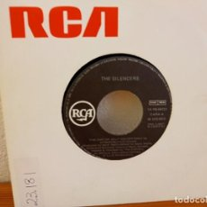 Discos de vinilo: THE SILENCERS - THE ART OF SELF DECEPTION + 1 - RCA (1991). Lote 247600490