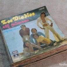 Discos de vinilo: LOTE 38 CARATULAS SINGLE COVER SOLO CARATULA NO INCLUYE VINILO. Lote 247604765