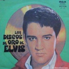 Disques de vinyle: LP ARGENTINO Y RECOPILATORIO DE ELVIS PRESLEY AÑO 1958 REEDICIÓN. Lote 247613685