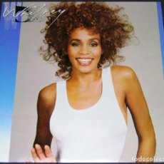 Discos de vinilo: LP ARGENTINO DE WHITNEY HOUSTON AÑO 1987. Lote 247614625